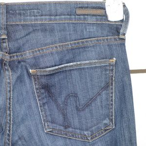 Citizens of humanity Ditta womens jeans size 28 R